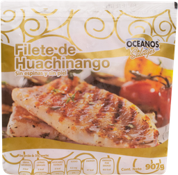 Filete de Huachinango Oceanos Salvajes 907 g