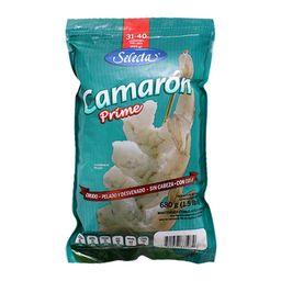 Camarón Selecta Prime Crudo Pelado Con Cola 680 g