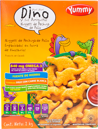 Dino Yummy Nuggets de Pollo