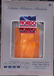Salmón Fiordo Ahumado 500 g