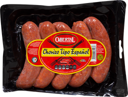 Chorizo Español Obertal 550 g