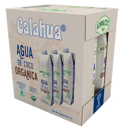Acapulcoco Agua De Coco Organica