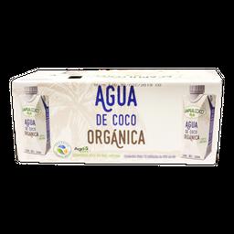 Agua De Coco Organico de 330 mL Acapulcoco 18 U