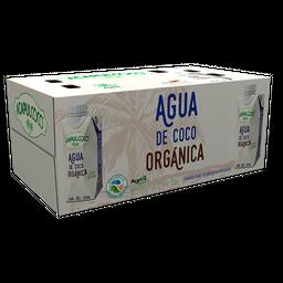 AcapulcocoAgua De Coco Organico