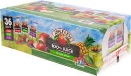 Jugo De 100% Fruta de 200mL Apple & Eve 36 U