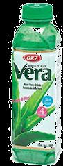 Aloe Vera Okf Con Pulpa Sin Azúcar de 500 mL  10 U