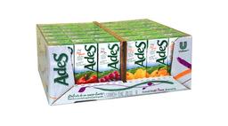 Bebida a base de soya AdeS c/jugo de frutas 36Pack Surtido 200ml