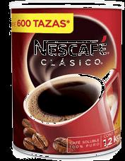 Café Soluble NesCafé Clasico 1.2 Kg