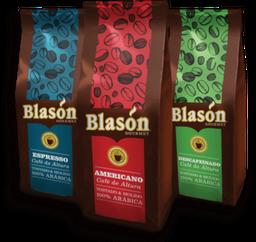 Café Blasón Espresso Molido 1 Kg