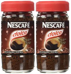 Café Soluble Regular de 300 g NesCafé Dolca 2 U