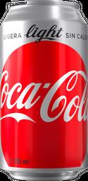 Refresco Coca Cola Light 355 mL x 24
