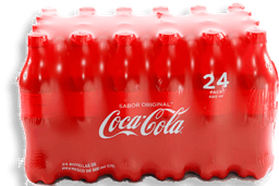 Refresco Pet de 600 mL Coca Cola 24 U