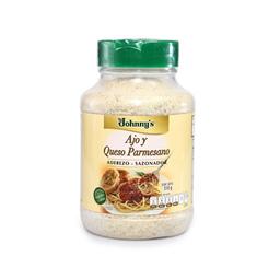 Sazonador Johnny's de Ajo y Queso Parmesano 510 g