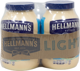 Mayonesa Hellmann's Light 1 Kg x 2 U