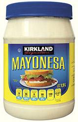 Mayonesa Kirkland Signature 1.9 L