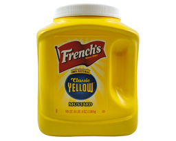 Mostaza Frenchs Clásica Amarilla 2.98 Kg