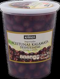 Aceituna Krinos Deshuesada 907 g