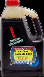 Salsa de Soya Kikkoman 1.89 L