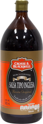 Salsa Inglesa Cross & Blackwell 980 mL