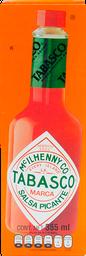 Salsa Picante Tabasco Roja 355 mL