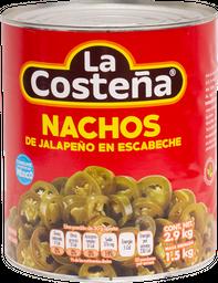 Chiles La Costeña Nachos 2.8 Kg