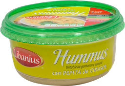 Hummus Libanius Garbanzo y Ajonjolí 650 g