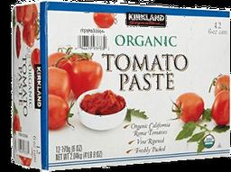 Pasta de Tomate Kirkland Signature Orgánica 170 g X 12