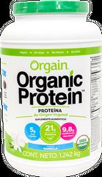 Proteína Orgánica Organic Protein Vainilla 1.2 Kg