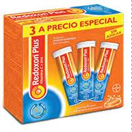 Redoxon Plus de Naranja 10 Tabletas Efervescentes  3 U