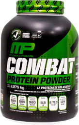Suplemento Alimenticio Optimum Nutrition Mp-Combat 2.2 Kg