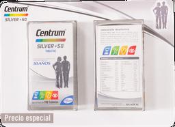 Centrum Silver 100 Tabletas 2 U