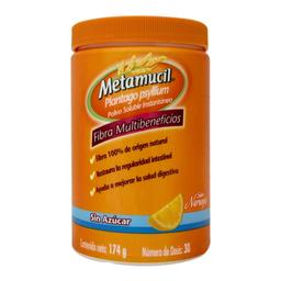 Metamucil de Naranja de 425 g 2 U