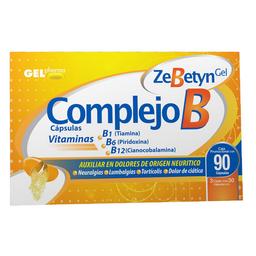 Zebetyn 90 Cápsulas