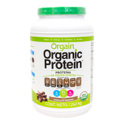 Proteína Organic Protein Chocolate 1.2 Kg