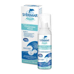Descongestivo Nasal Stérimar Hipertonic 100 mL