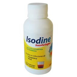 Isodine Bucofaringeo Antiseptico 120 mL 2 U