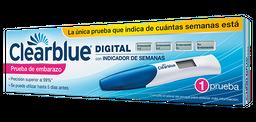 Prueba de Embarazo Clearblue Digital