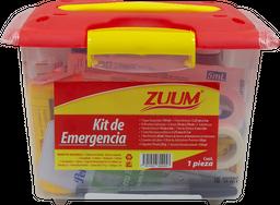 Kit Emergencia Zuum Contiene 24 U