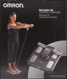 Balanza de Control Corporal Omron Premium Con 7 Indicadores 1 U