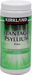 Psyllium Plantago Sabor Natural 400 mg Kirkland Signature