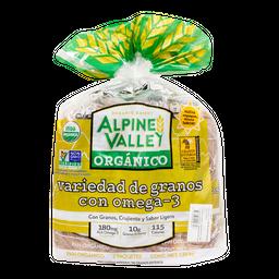 Pan de Caja Alpine Valley Orgánico 680 g