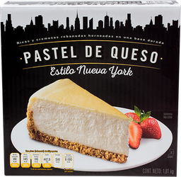 Pastel De Queso Estilo New York Rich'S Big New Yorker 1.81 Kg