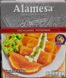 Enchiladas Potosinas Alamesa Premium 1.5 Kg