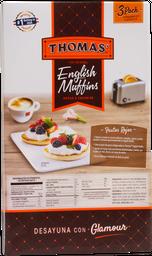English Muffins Thomas 3 U