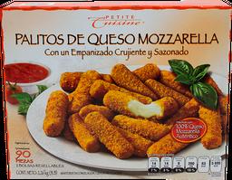 Palitos de Mozzarella Petite Cuisine Empanizados  2.26 Kg