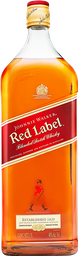 Whisky Johnnie Walker Red Label 1.5L