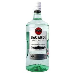 Ron Blanco 1.75 L Bacardi