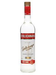 Vodka 750 mL Stolichnaya