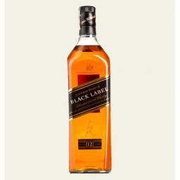 Whisky Johnnie Walker Black Label 1 L