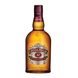 Whisky Escoces 1 L Chivas Regal 12 Años